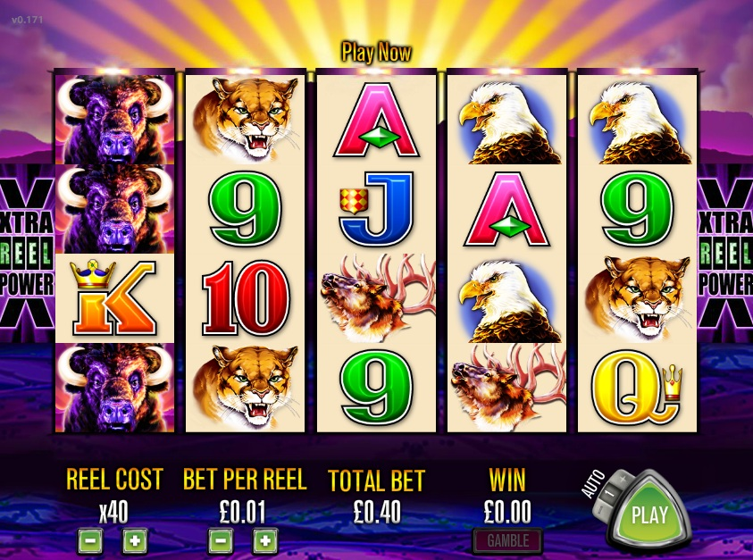Buffalo Slot Review