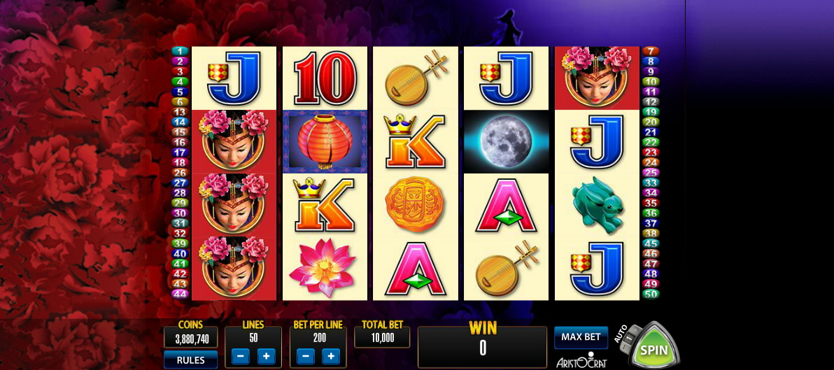 Moon Festival Slot Review