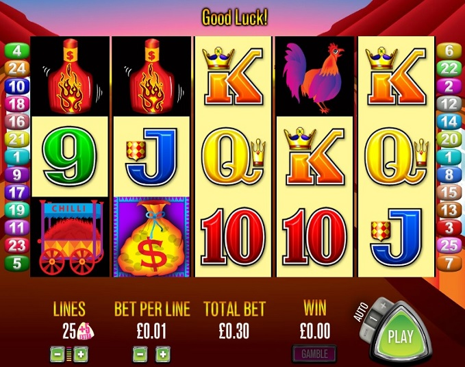 More Chilli Slot Review