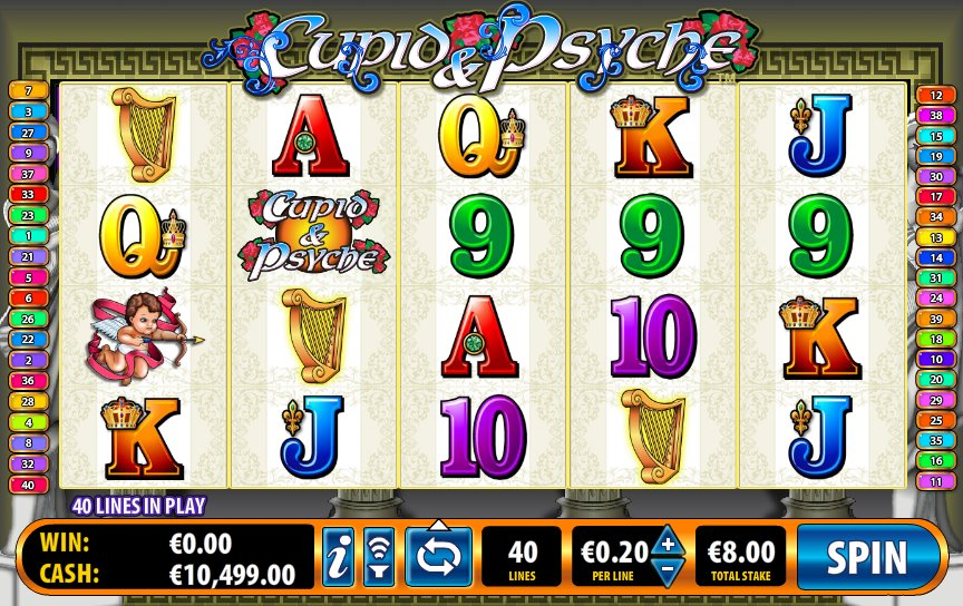 Cupid Psyche Slot Review