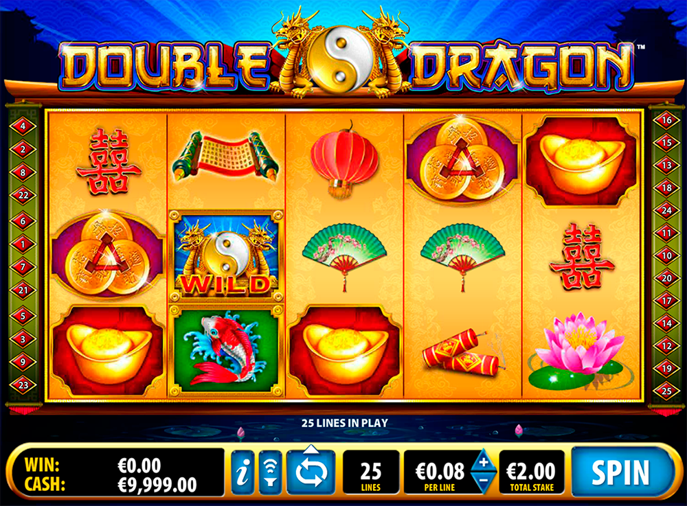 Double Dragon Slot Review