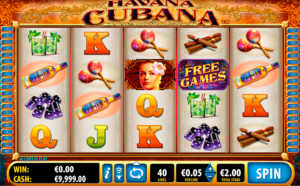 Havana Cubana Slot Review