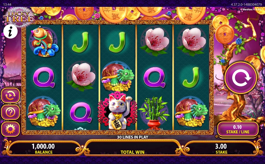 Lucky Tree Slot Review