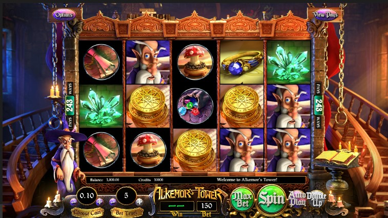 Alkemors Tower Slot Review